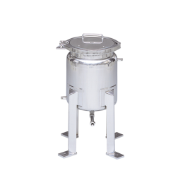 Pressure Tank with Jacket
