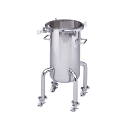 Pressure Tank with Casters