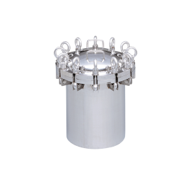 Customized Pressurized Tanks