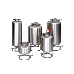 Pressure Tank TMC series (clam type)